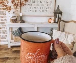 fall and mug image