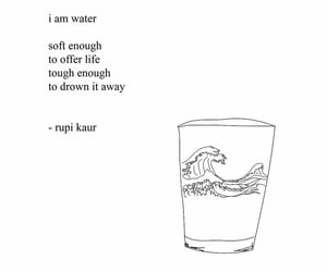 quote, quotes, and milk and honey image