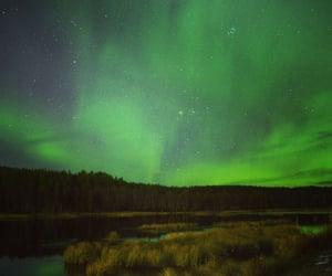 aurora, nature, and russia image