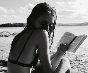 beach, bestoftheday, and book image