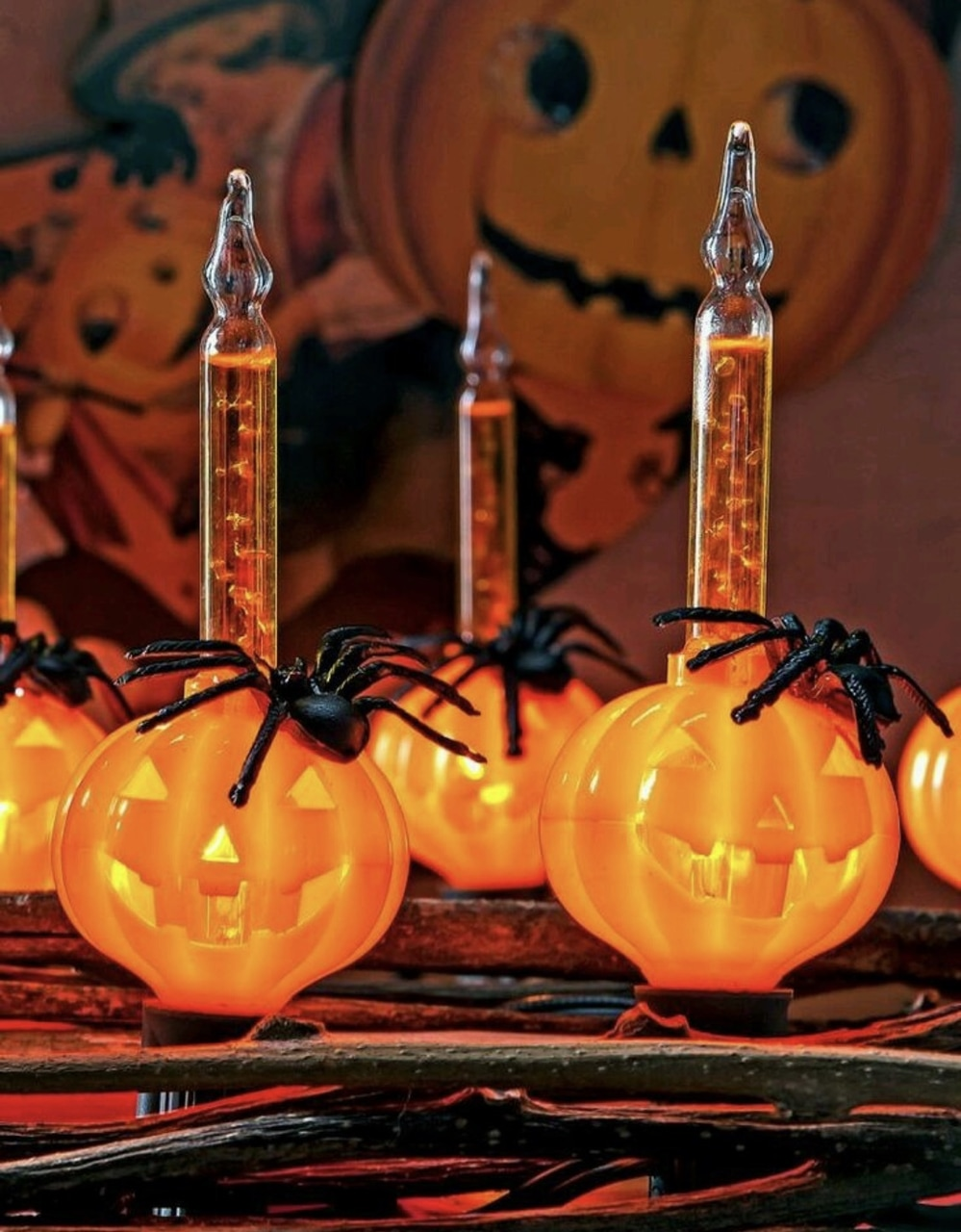 article, Halloween, and night image