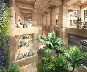 conscient hines elevate and hines elevate gurgaon image