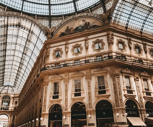 city, milan, and travel image
