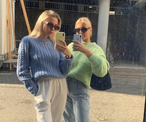 fashion, friends, and blonde image