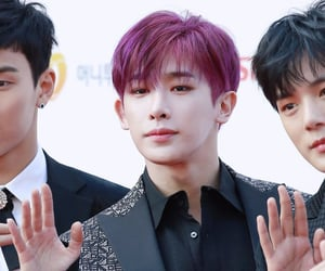 kpop, monsta x, and lee image