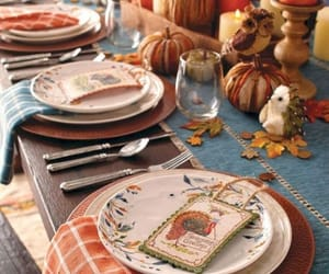 autumn and thanksgiving image