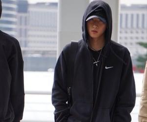 black, i.m, and kihyun image