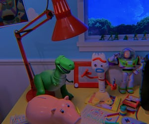 cartoon, toy story, and 💙 image