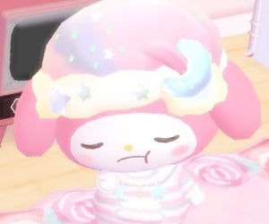 sanrio, aesthetic, and my melody image