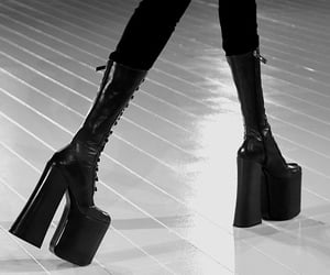 fashion, aesthetic, and shoes image