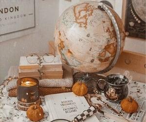 autumn, orange, and coffee image