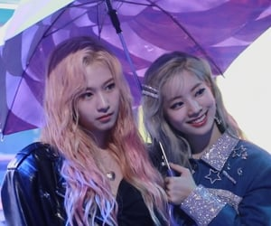sana, dahyun, and twice image