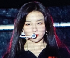 red velvet, low quality, and fansite image