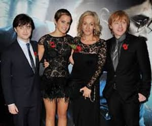 article, harry potter, and j.k rowling image