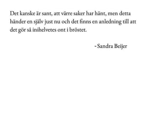 depression, svenska, and text image