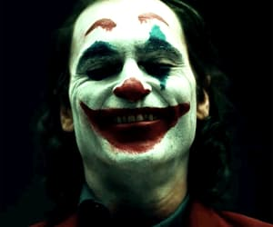 clown, handsome, and joker image