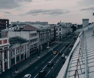 belarus, sunset, and travel image