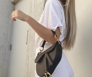 fashion, bag, and chic image