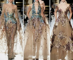 brilliant, Couture, and dress image