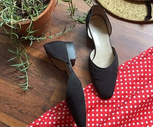 ballet flats, shoes, and flats image
