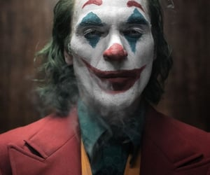 joker, DC, and joaquin phoenix image