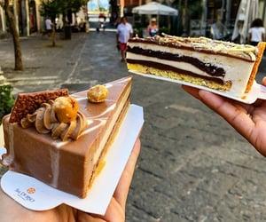 bakery, pie, and cake image