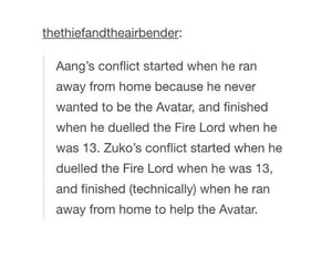 avatar, avatar aang, and zuko image