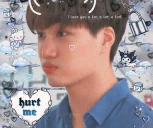 edit, jongin, and exo image
