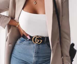 blazer, fashion, and woman girl image