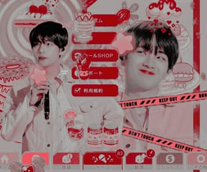banner, edit, and kpop image