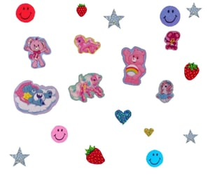 care bears, cyber, and edit image