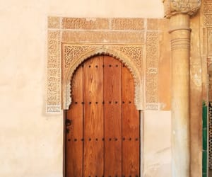 Alhambra, andalucia, and architecture image