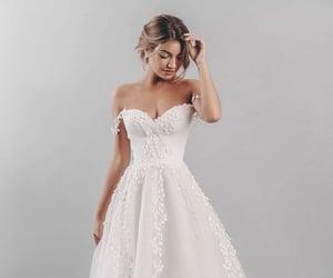 wedding and wedding dress image