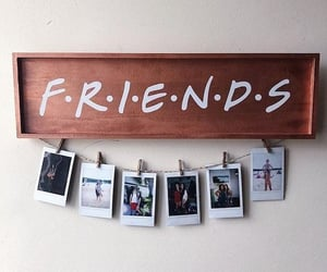friends, photo, and diy image