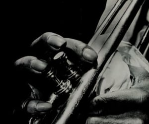 composer, louis armstrong, and music is art image