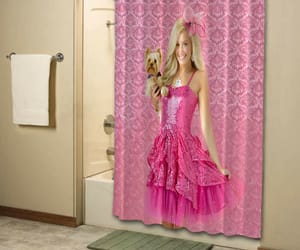 accessories, homedecor, and shower curtains image
