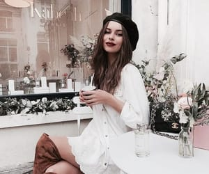 fashion, beauty, and cafe image