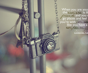 camera, friend, and love quotes image