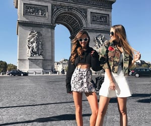 Beautiful Girls, blogger, and friends image