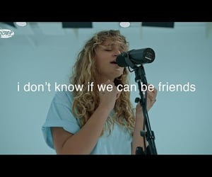 beautiful, just friends, and video image