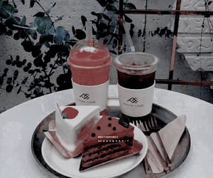 aesthetic, dark, and food image