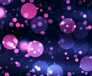 bubble, pink, and purple image
