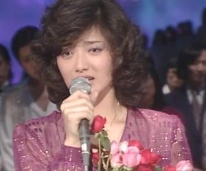 80s, 昭和, and momoe yamaguchi image