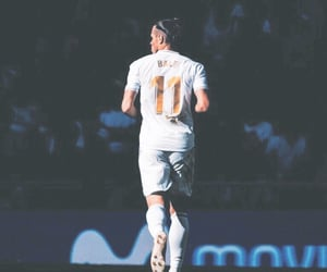 bale, football, and real madrid image