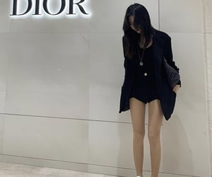 asian fashion, asian girl, and chic image