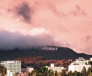 aesthetic, hollywood, and buildings image
