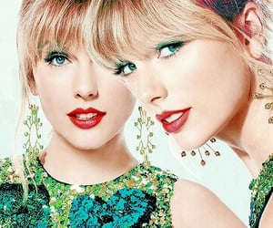 Taylor Swift, lover, and snl image