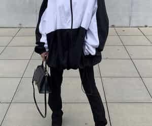 Balenciaga, fashion, and look image