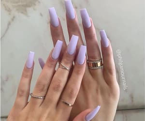 colors, Hot, and nails image