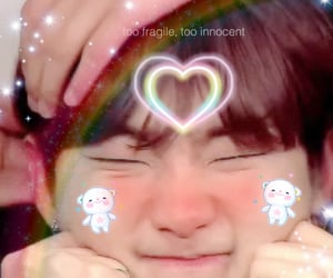 kpop, Seventeen, and kpop edits image